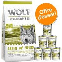WOLF OF WILDERNESS Adult Oak Woods Sanglier