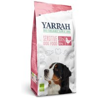 Yarrah Organic Sensitive with Chicken & Rice - 10kg