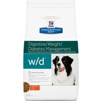 Hill's Prescription Diet Canine w/d Digestive/Weight/Diabetes Management - Chicken - 12kg