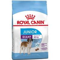 2x15kg Giant Junior Royal Canin Croquettes pour chiot