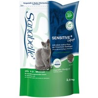 Sanabelle Sensitive with Poultry - 2kg