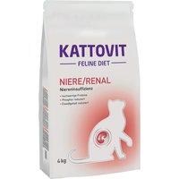 Kattovit Renal (insuficiencia renal) - 2 x 4 kg - Pack Ahorro