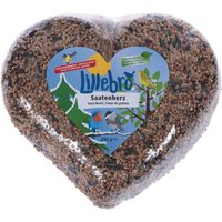 Lillebro Seed Heart - Saver Pack: 2 x 550g