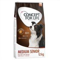 Concept for Life Medium Senior - 6kg