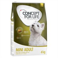 Concept for Life Mini Adult - 4kg