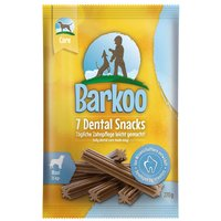 Barkoo Dental Snacks Saver Packs - Maxi Dogs (28 Chews - 4 x 270g)