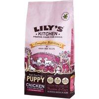 Lilys Kitchen Puppy Free Run Chicken & Salmon Dry Food - 7kg