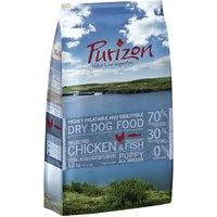 Purizon Dry Dog Food Economy Packs 2 x 12kg - Adult: Black Angus & Turkey