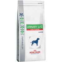 Royal Canin Veterinary Diet Dog - Urinary U/C Low Purine - Economy Pack: 2 x 14kg