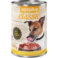 zooplus Classic with Chicken - 6 x 400g