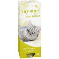 My Star is a Sunshine Wet Cat Food - Turkey - Saver Pack: 30 x 90g