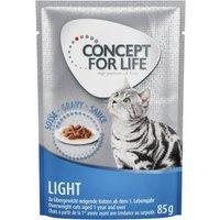Concept for Life Light in Gravy - 12 x 85g