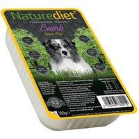 Naturediet Grain-Free Wet Dog Food - 30% Off RRP!* - Puppy Grain-Free Chicken & Lamb Twin Pack (18 x 280g)