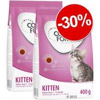 Croquettes Concept for Life Kitten 2 x 400 g : 30 % de remise ! - Kitten