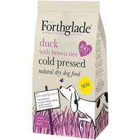 Forthglade Cold Pressed Dog Food Duck - 12kg