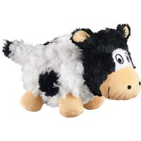KONG Barnyard Cruncheez Cow - Small