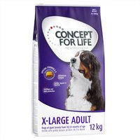 Concept for Life X-Large Adult - 6kg