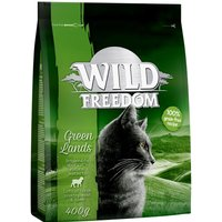 Wild Freedom Adult Green Lands - Lamb - Economy Pack: 3 x 2kg