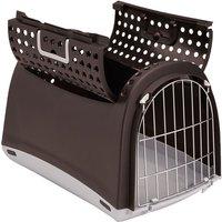 Cage de transport IMAC Linus Cabrio l32xP50xH34,5cm pour petit chien et chat