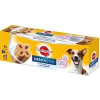 Pedigree Dentastix Dos veces a la semana (DentaFlex) - Perros pequeños (9 x 40 g) - Pack Ahorro