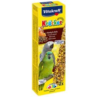 Vitakraft Parrot Cracker Sticks - 3 x 2 Honey & Aniseed (180g)