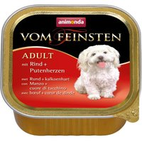 Animonda vom Feinsten Adult Grain-Free 6 x 150g - Poultry & Veal