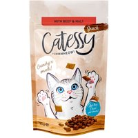 'Catessy Crunchy Snacks 65g - Poultry, Cheese & Taurine