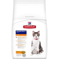 Hills Science Plan Mature Cat 7+ Light - Chicken - 1.5kg