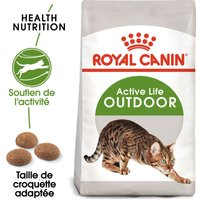 10kg Outdoor30 Royal Canin Croquettes pour chat
