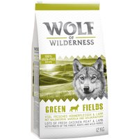 Wolf of Wilderness Adult Green Fields - Lamb - 5kg