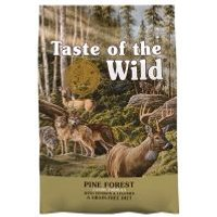 Taste of the Wild  Pine Forest - 2 x 12,2 kg - Pack Ahorro