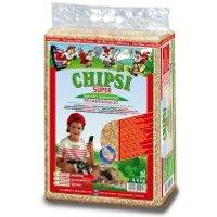 Chipsi Super lecho de maderas blandas - 3,4 kg