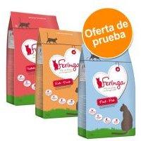 Feringa pienso para gatos - Pack mixto - Adult 3 x 2 kg