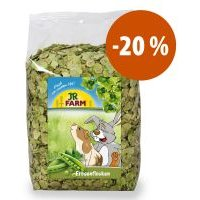 JR Farm Copos de guisantes 3 kg  ¡a precio especial! - 3 kg