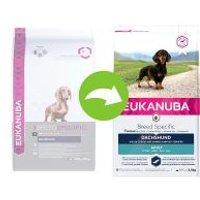 Eukanuba Breed Teckel - 3 x 2,5 kg - Pack Ahorro