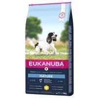 Eukanuba Thriving Mature Medium Breed Huhn - Sparpaket: 2 x 15 kg