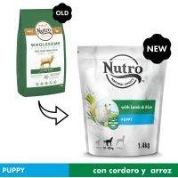 Nutro Core Puppy cordero y arroz para cachorros - 10 kg