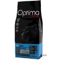 Optimanova Light para gatos - 8 kg