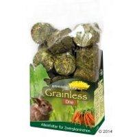 JR Farm Grainless One para conejos enanos - 3 x 2,85 kg - Pack Ahorro