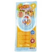 DeliBest Sensi Rollos de carne de pollo para perros - 12 x 400 g - Pack Ahorro