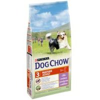 Purina Dog Chow Mature Adult con cordero - 12 + 2 kg ¡gratis!