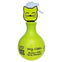 Champú PET HEAD Dry Clean Spray para gatos - 450 ml