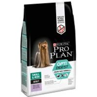 Purina Pro Plan Small & Mini Adult OptiDigest sin cereales  - 2 x 7 kg - Pack Ahorro