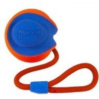 Pelota Chuckit! Rope Fetch con cuerda para perros - L: 14 cm de diámetro