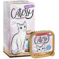 Catessy paté - Pack mixto - 32 x 100 g
