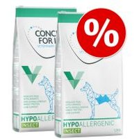 Concept for Life Veterinary Diet pienso para perros 2 x 12 kg - Pack Ahorro Gastro Intestinal (2 x 12 kg)