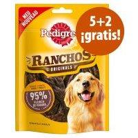 Pedigree Ranchos Originals 7 x 70 g en oferta: 5 + 2 ¡gratis! - Pollo 7 x 70 g