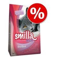 Smilla 2 x 10 kg pienso para gatos - Pack Ahorro - Kitten
