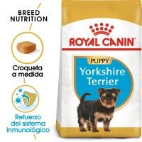 Royal Canin Yorkshire Terrier Puppy  - 3 x 1,5 kg - Pack Ahorro