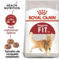 Royal Canin Regular Fit 32 - 10 + 2 kg ¡gratis!